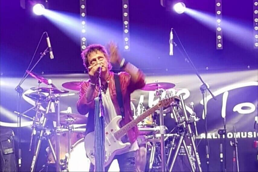 Sal Nurrito Band; Rock`n Roll Tonight