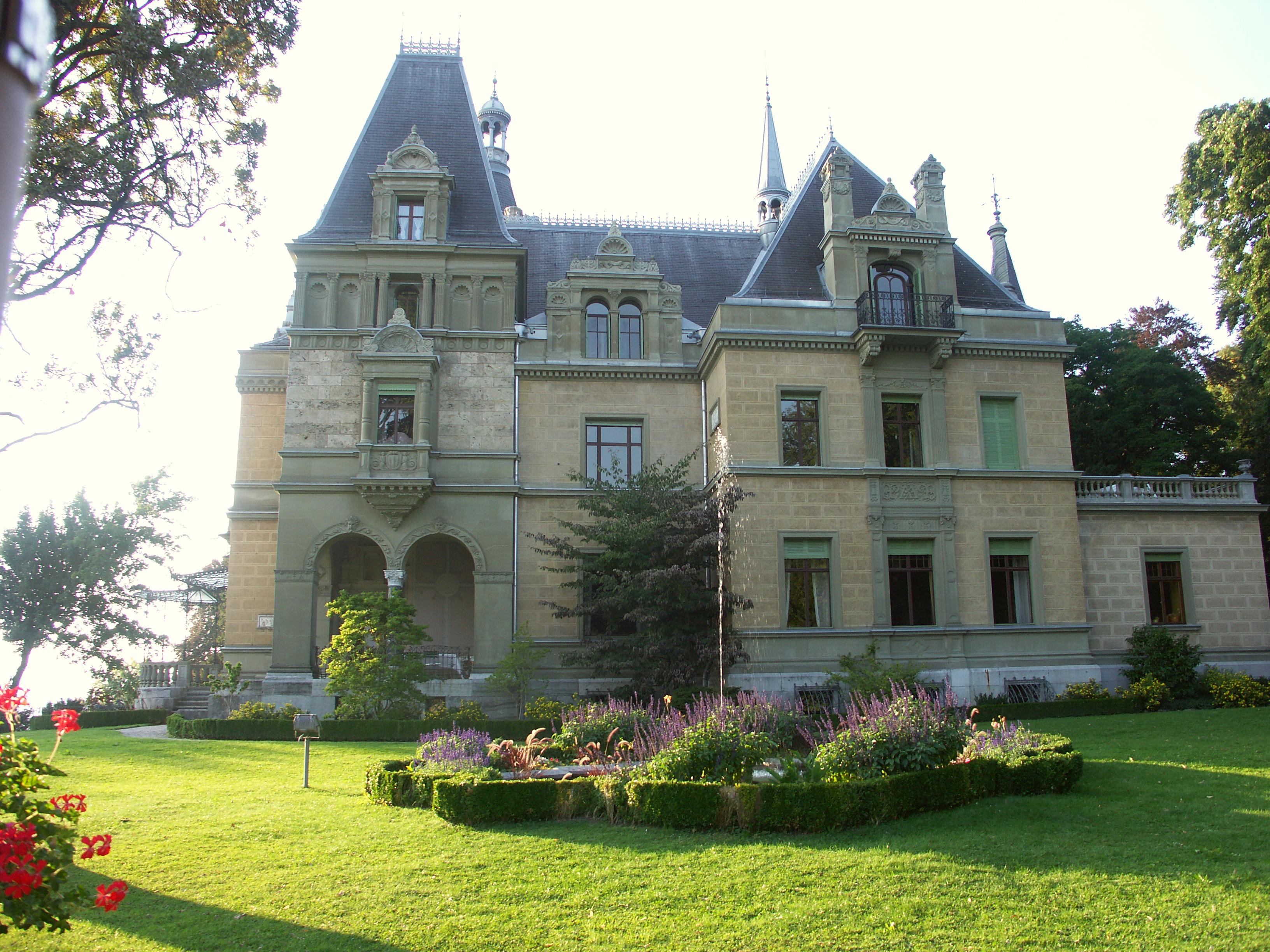 Schloss Hünegg Hilterfingen