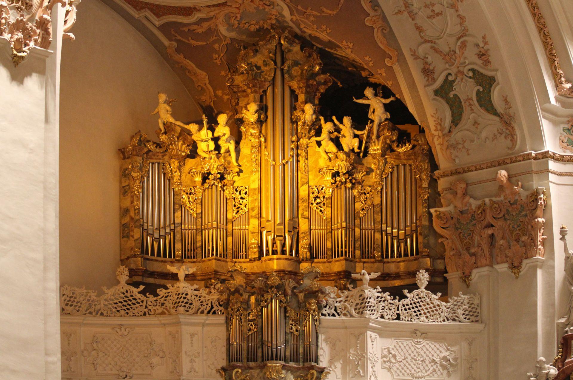 Orgelkonzert in der Klosterkirche
