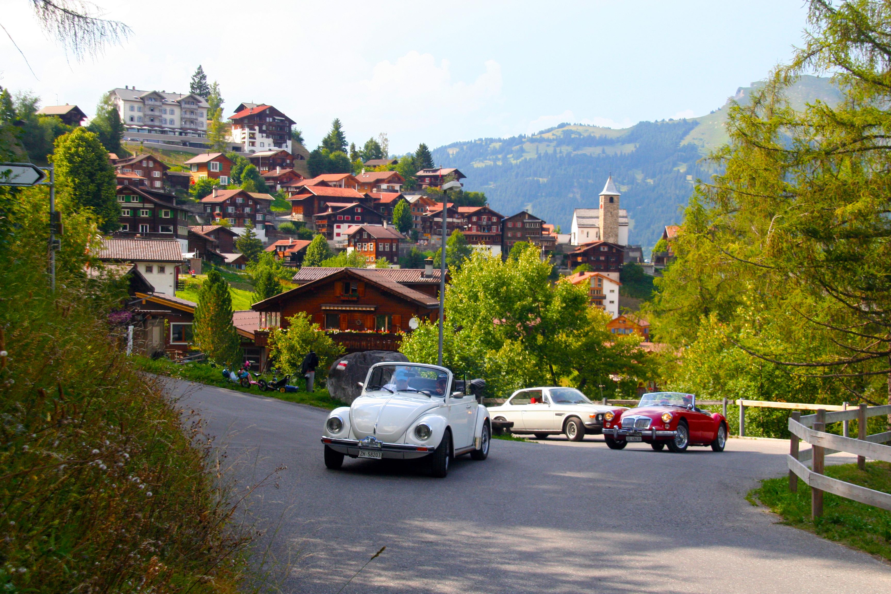 4. Alpina Classic Car