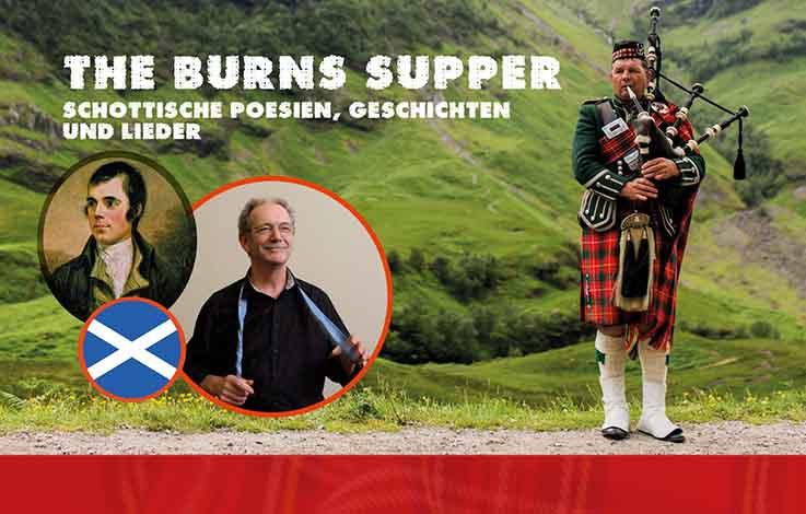 The Burns Supper - Schottische Poesien, Geschichten & Lieder