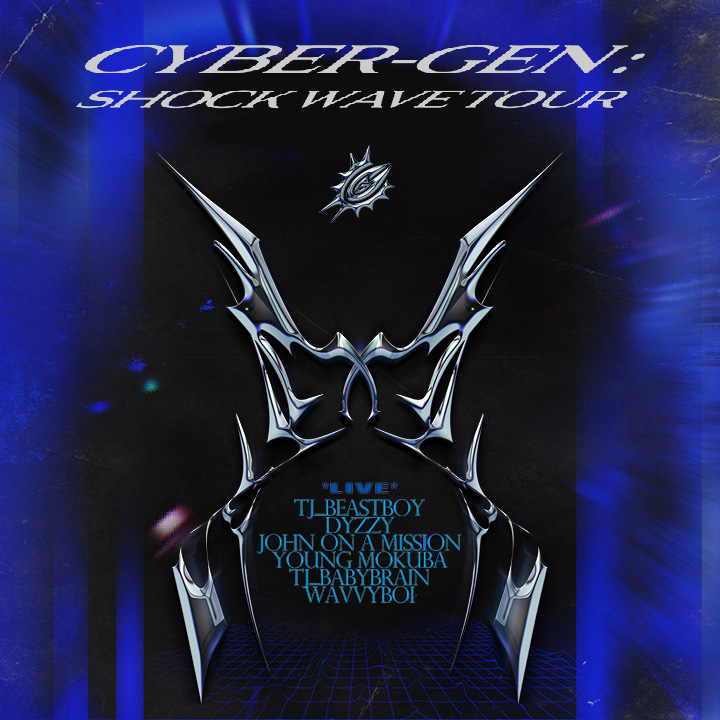 Cyber-Gen: Shock Wave Tour
