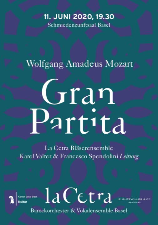 W. A. Mozart - Gran Partita