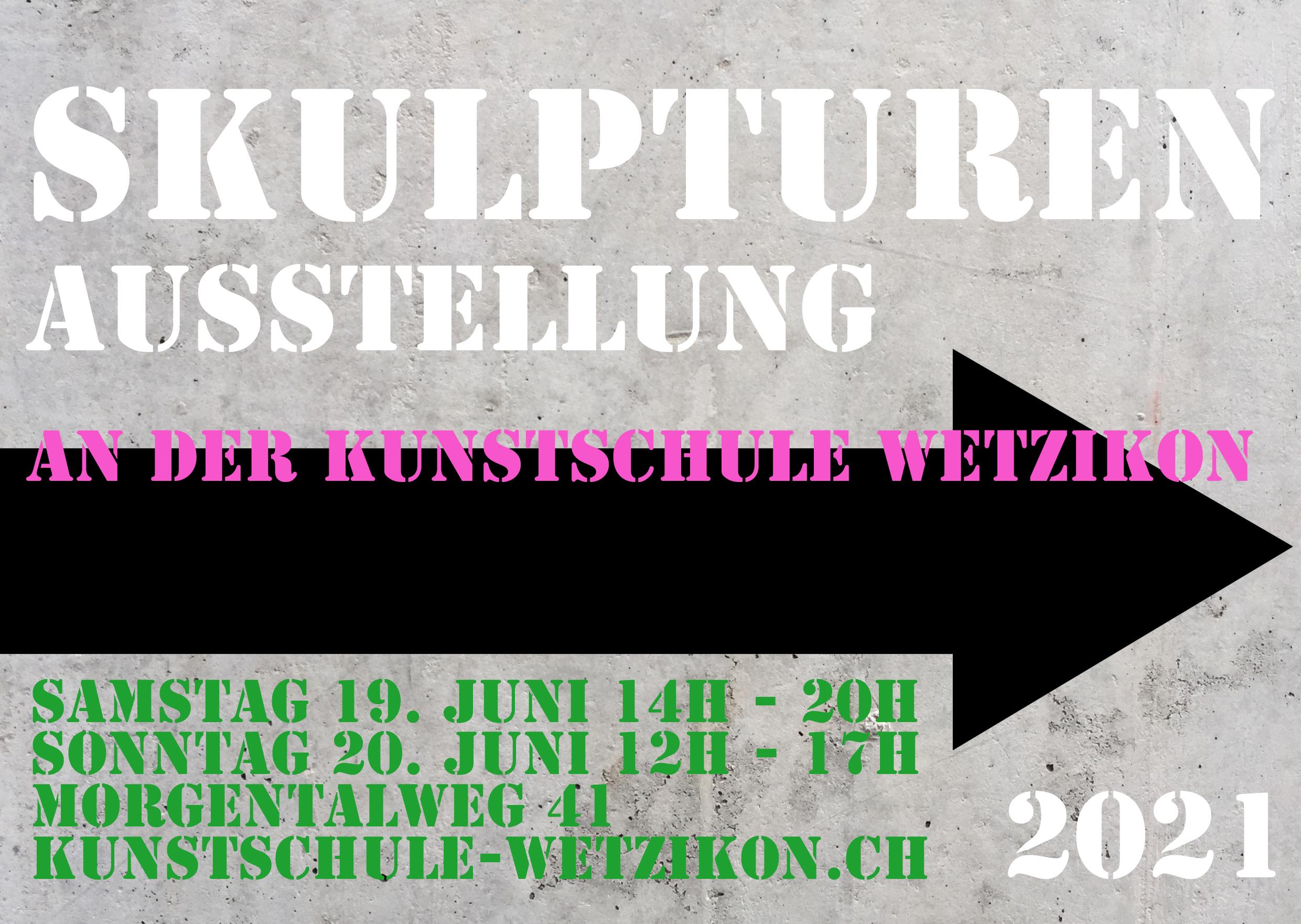 Skulpturenausstellung 2021