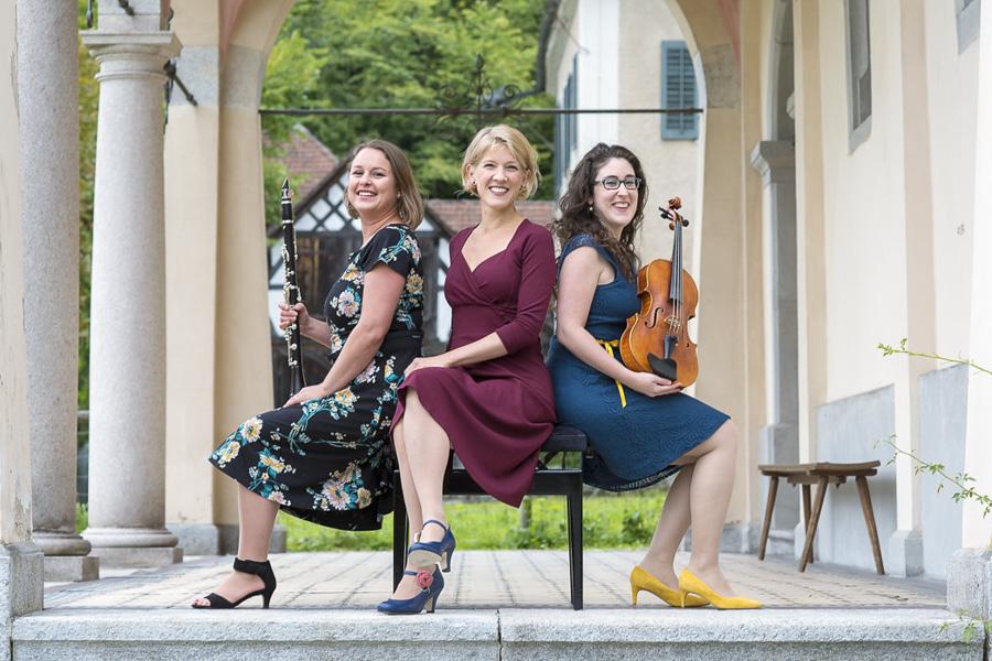 Safran Ensemble: I Got Rhythm