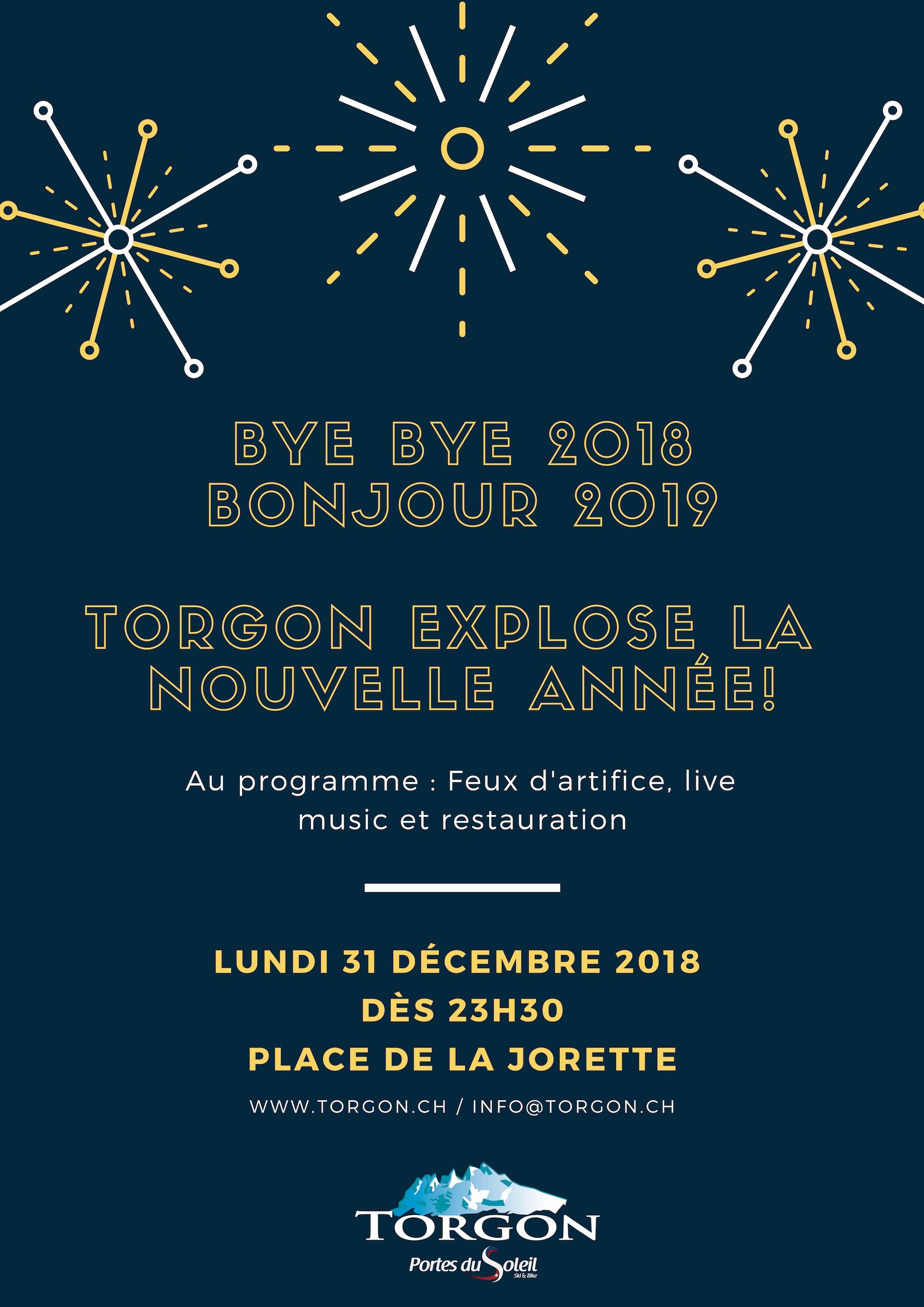Torgon Explose la nouvelle année @  |  |
