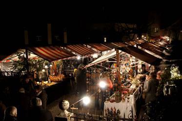 Weihnachtsmarkt auf Wildenstein