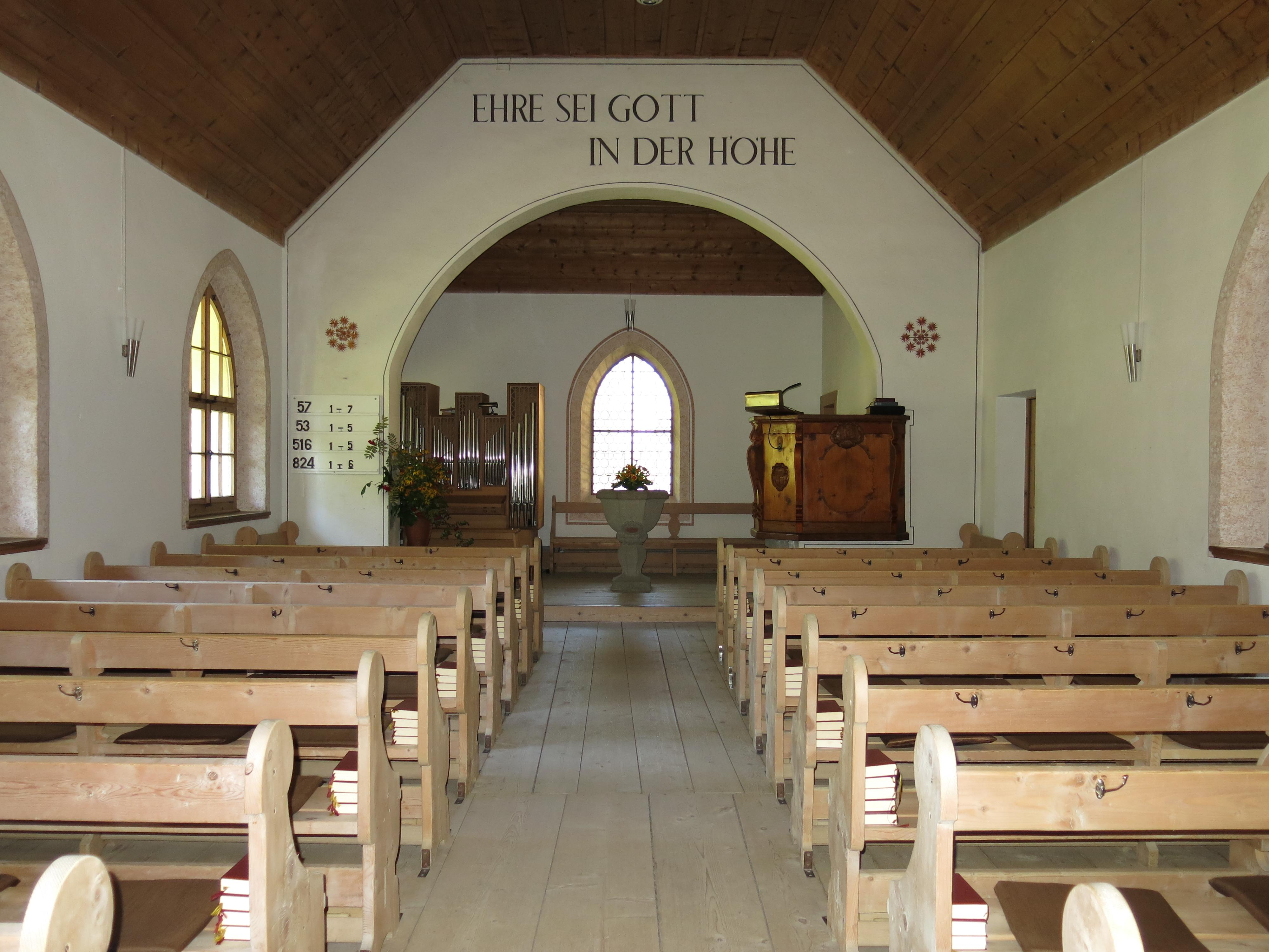 Kapelle Schwenden