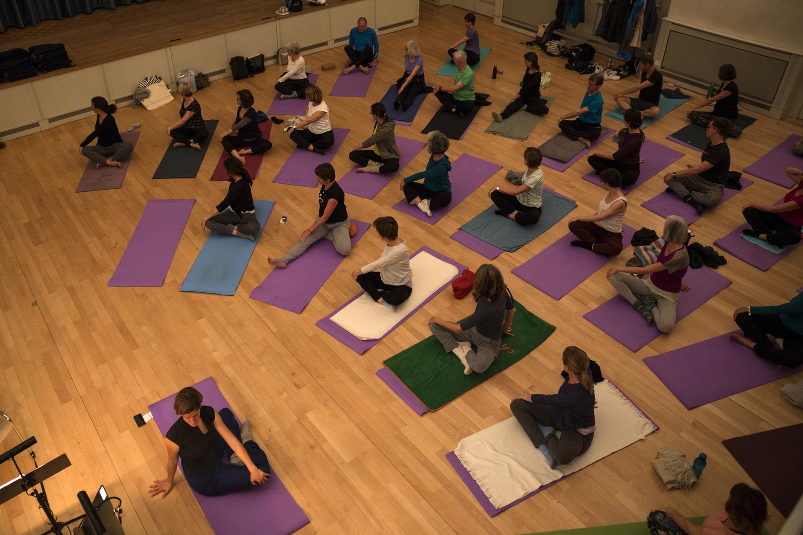 Yoga-Konzert