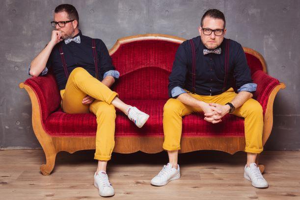 ABGESAGT: Die Zwillinge - Das eineiige Comedy-Duo mit Copy Paste