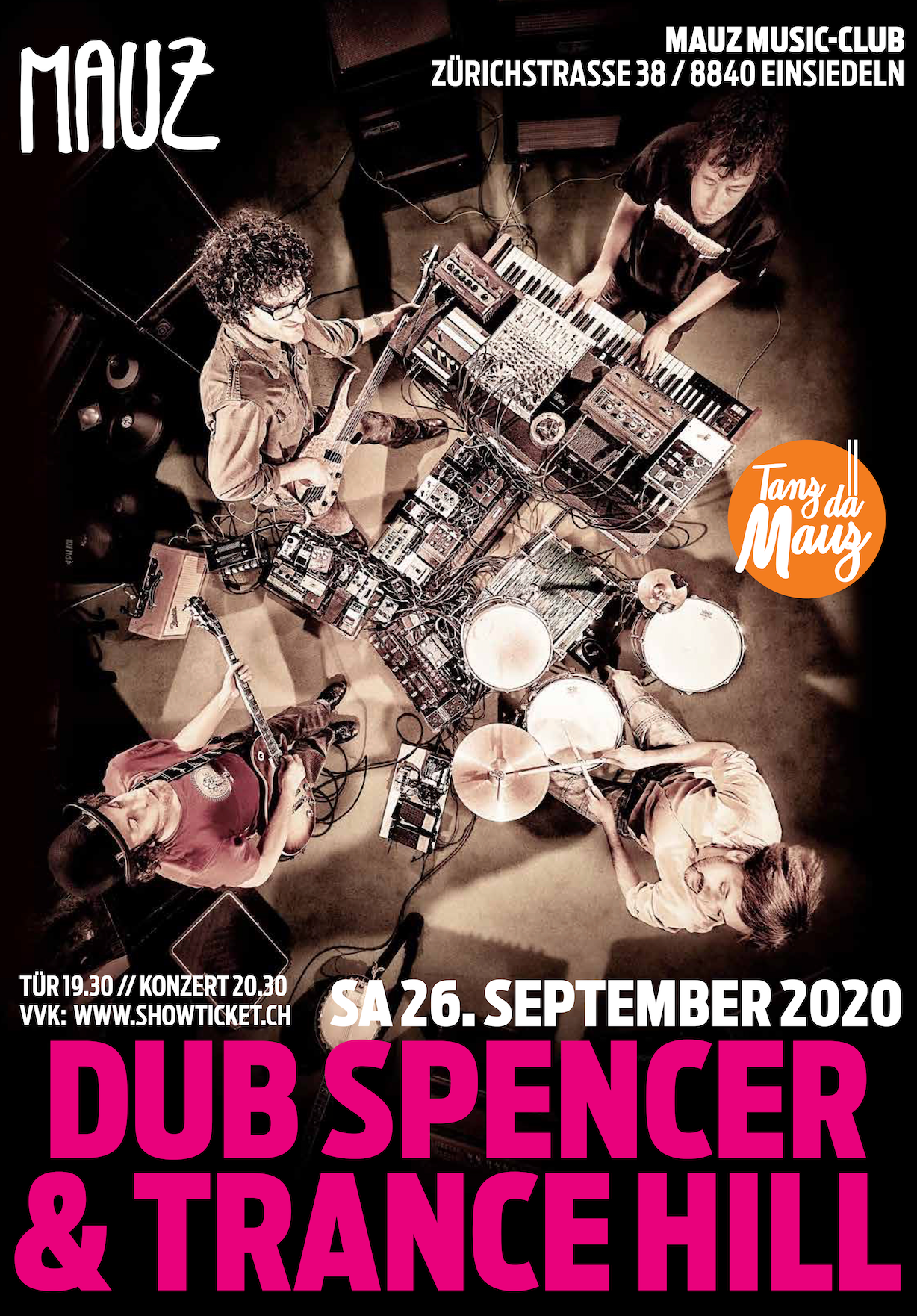 Dub Spencer & Trance Hill