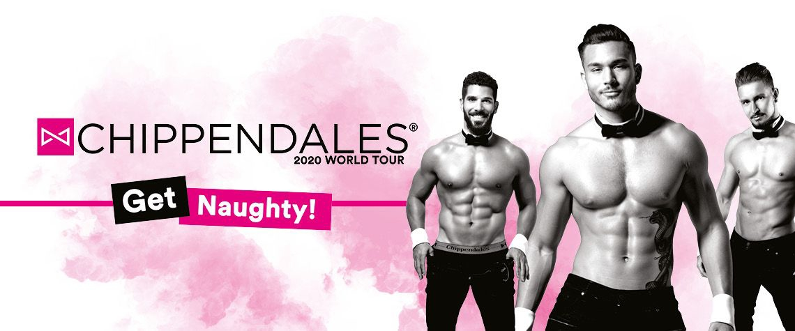 Chippendales - Get Naughty!