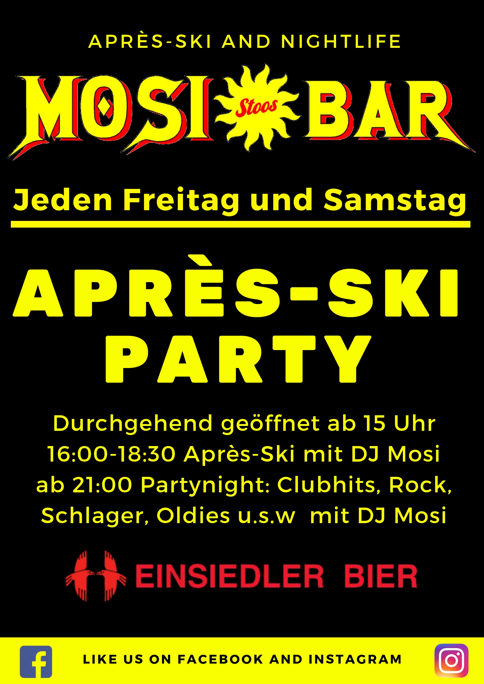 Après-Ski Party@Mosi-Bar