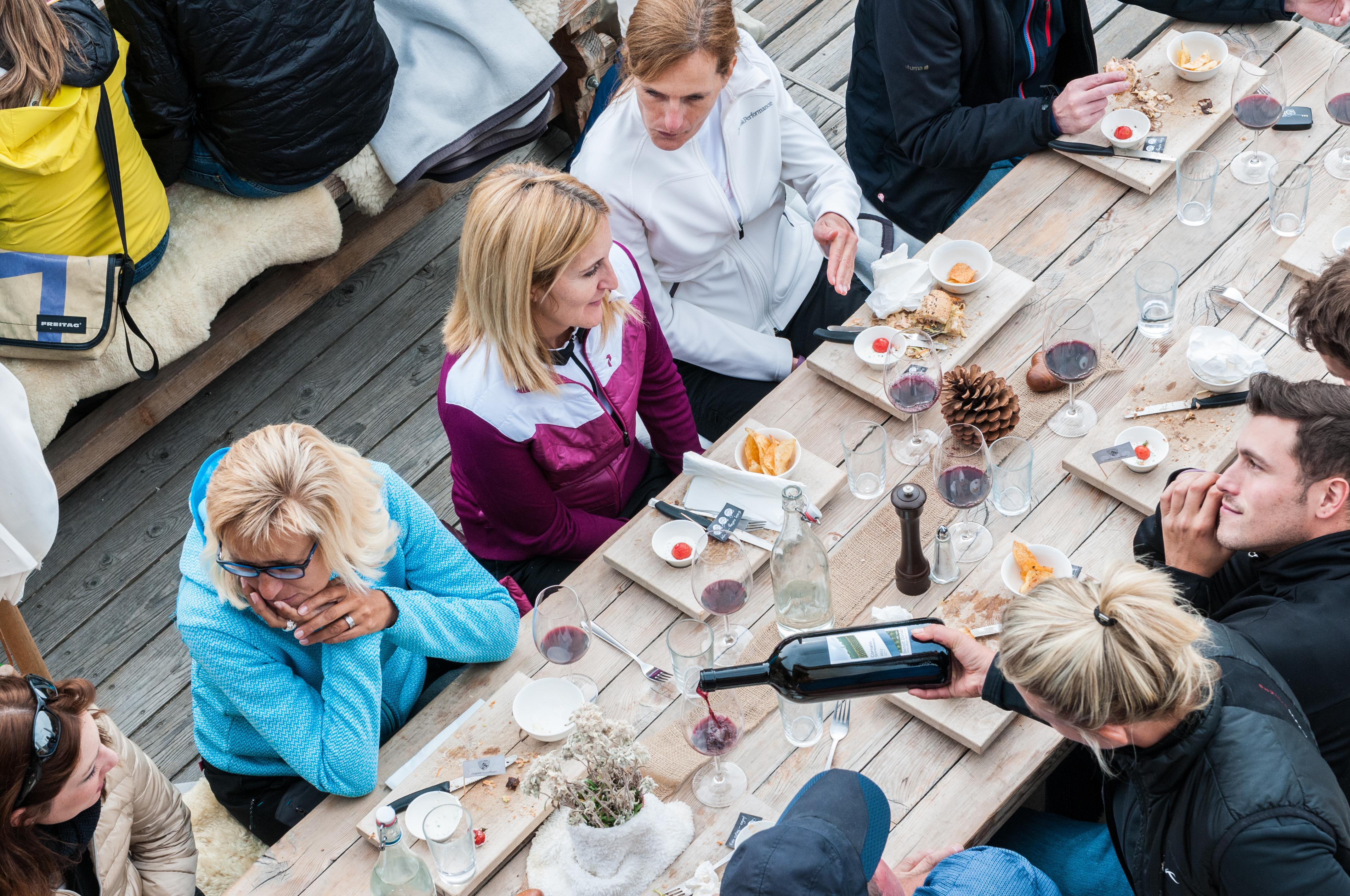 Horugüet - Zermatt Taste Experience