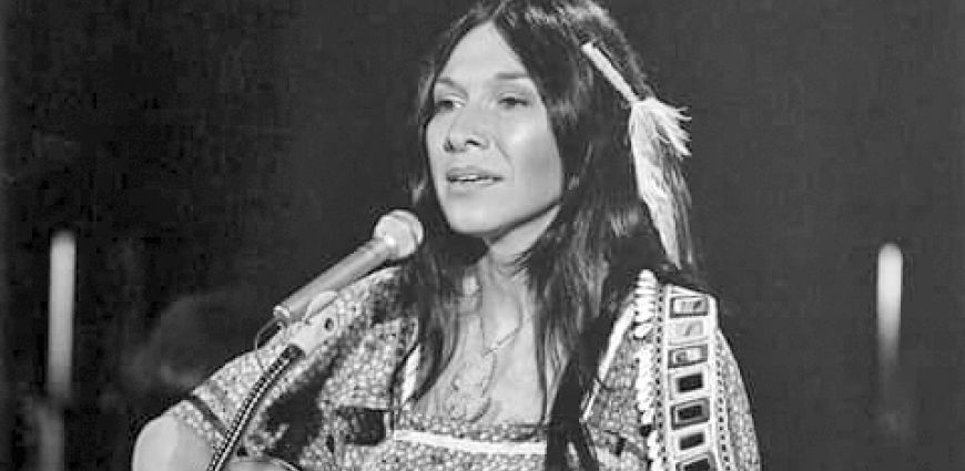 West Village Wednesday - Buffy Sainte-Marie feat. Veronika Stalder