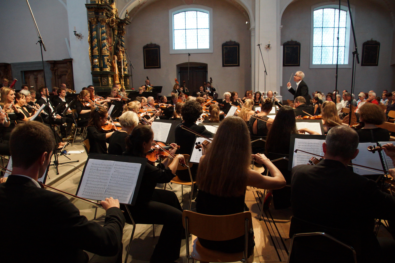 KINDERkonzert 1001 Nacht - Sinfonieorchester Kanton Schwyz