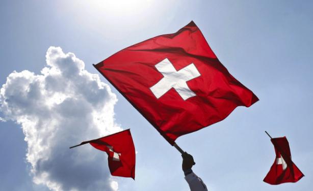 Pre festa Nazionale Svizzera