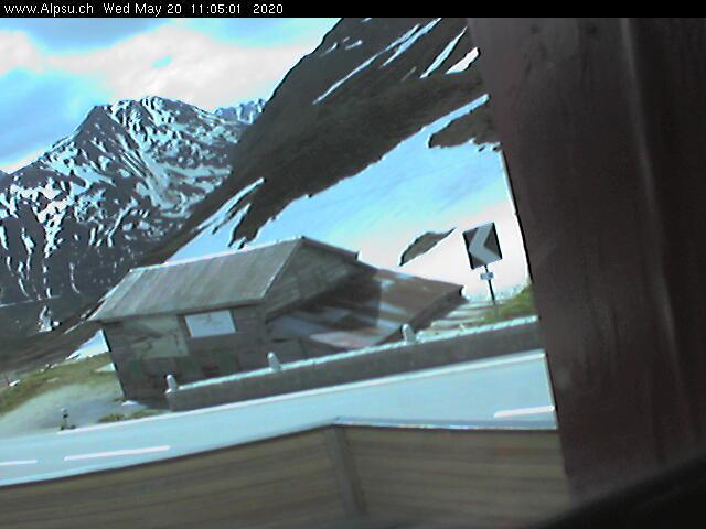 Tujetsch Oberalppass Alpsu