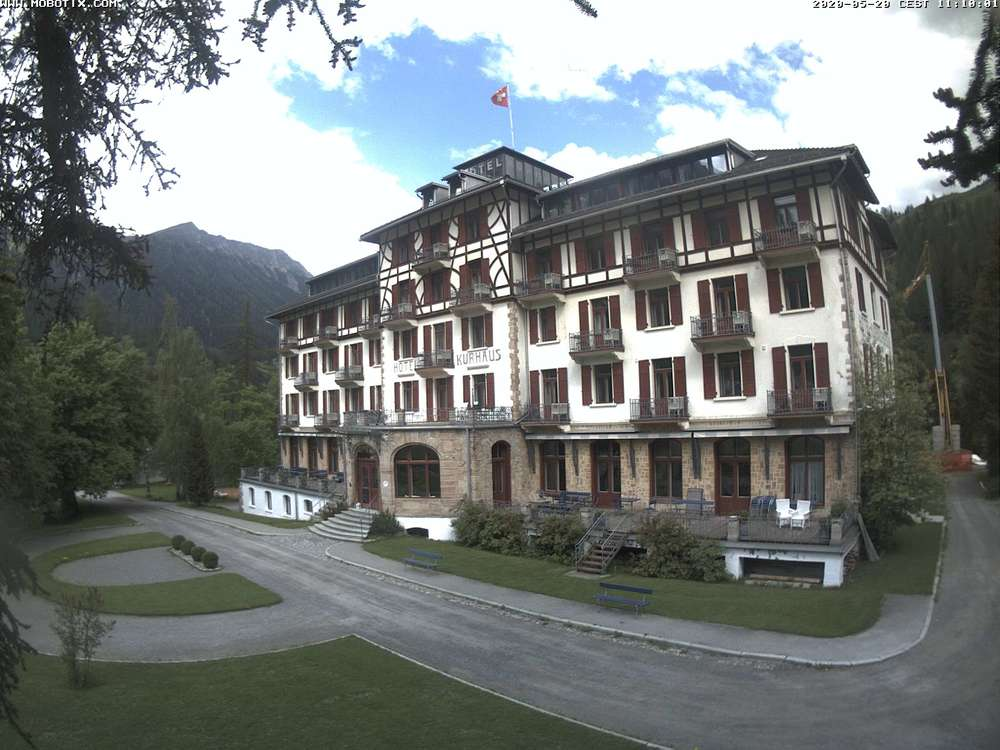 Bergün Kurhaus