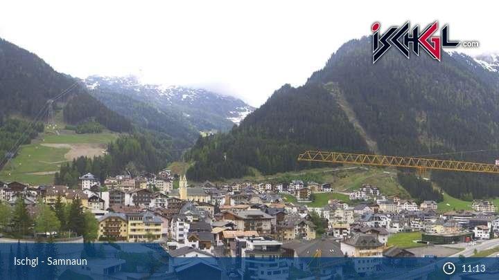 Ischgl Dorf