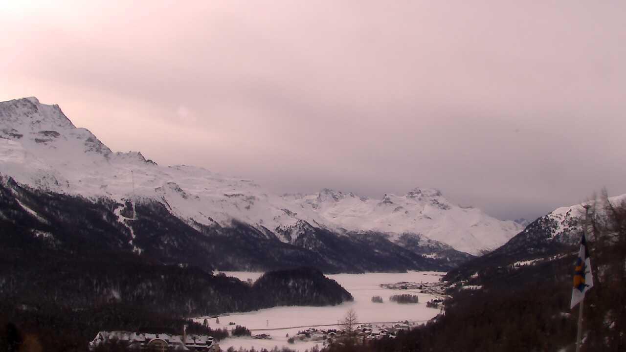 St. Moritz Clavadatschhütte