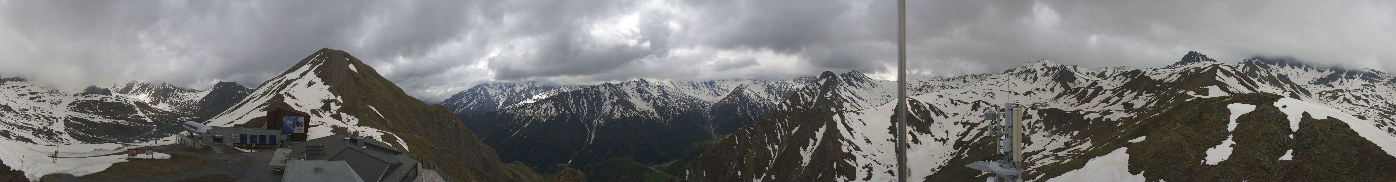 Alp Trida Sattel