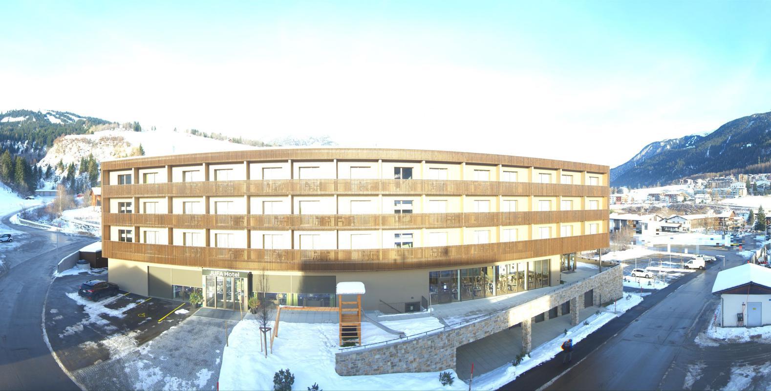 Savognin Panorama