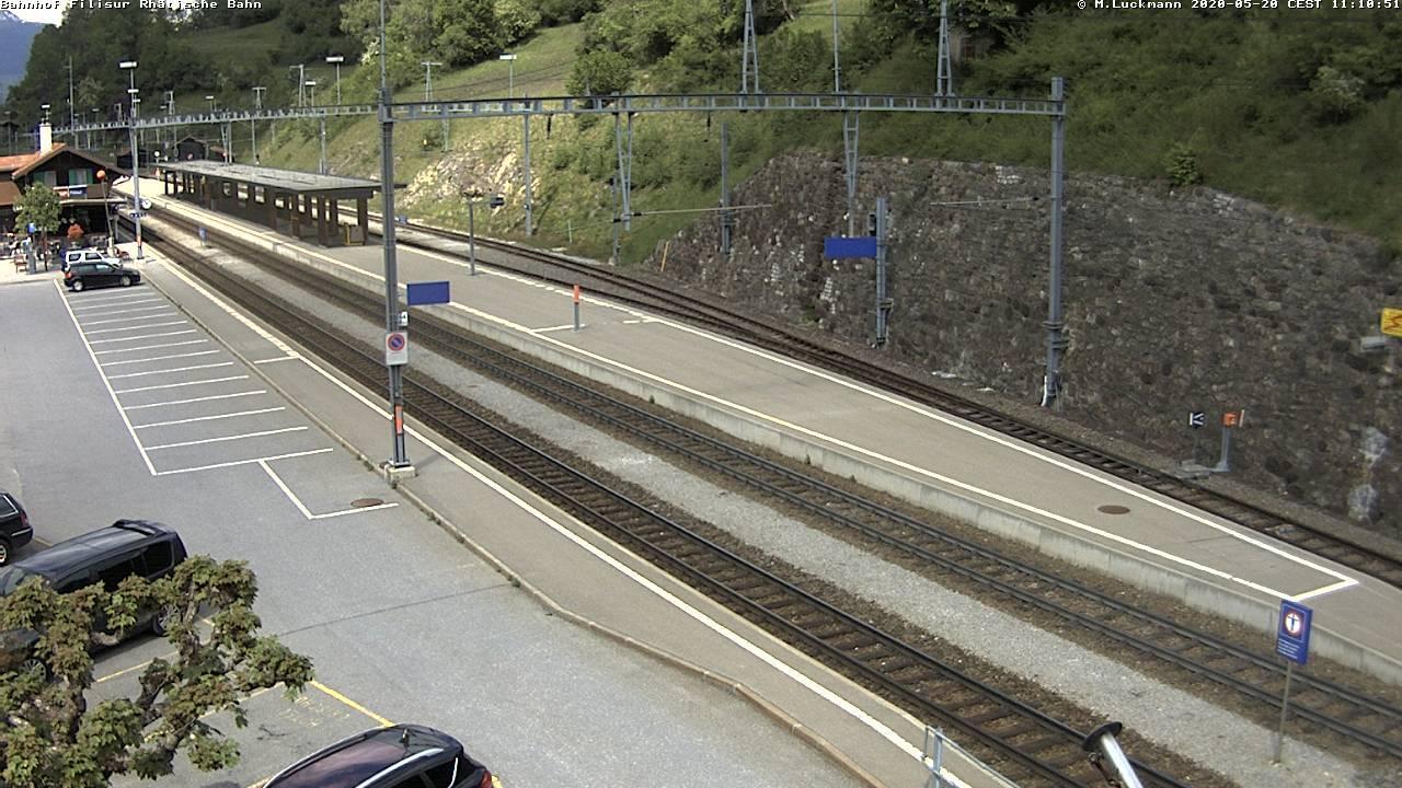 Filisur Bahnhof