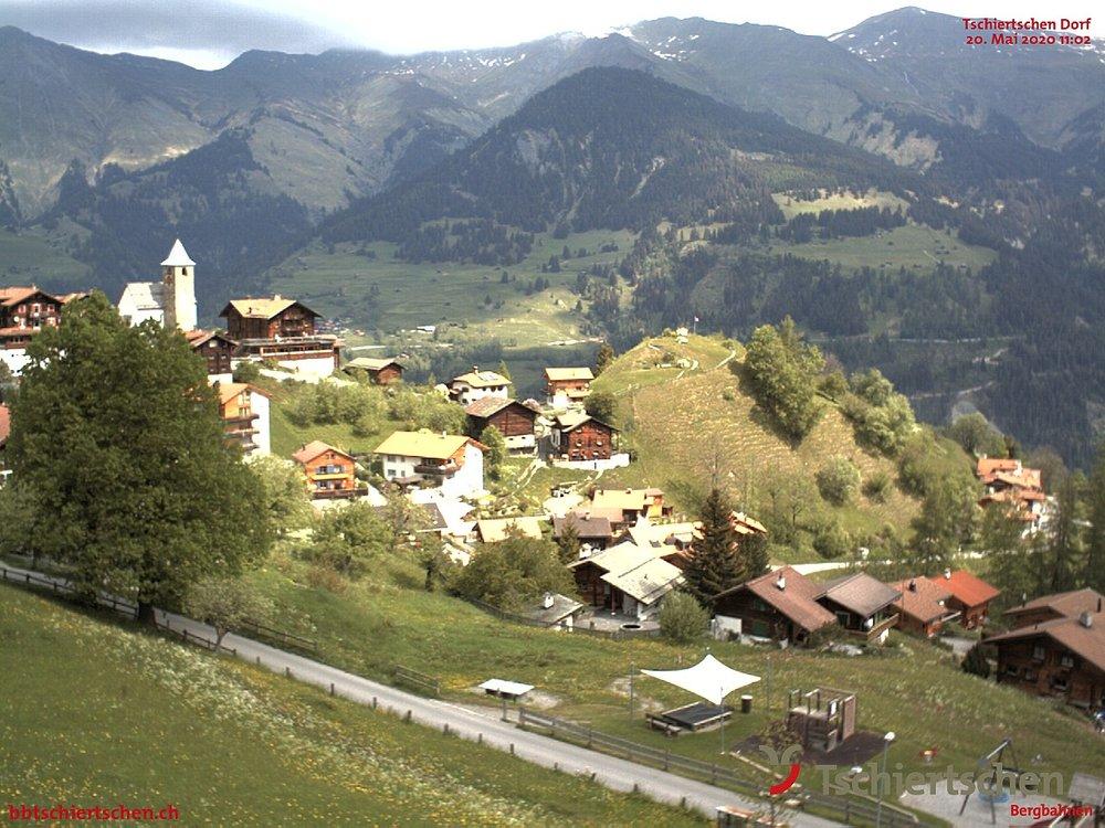 Dorf zum Alpina