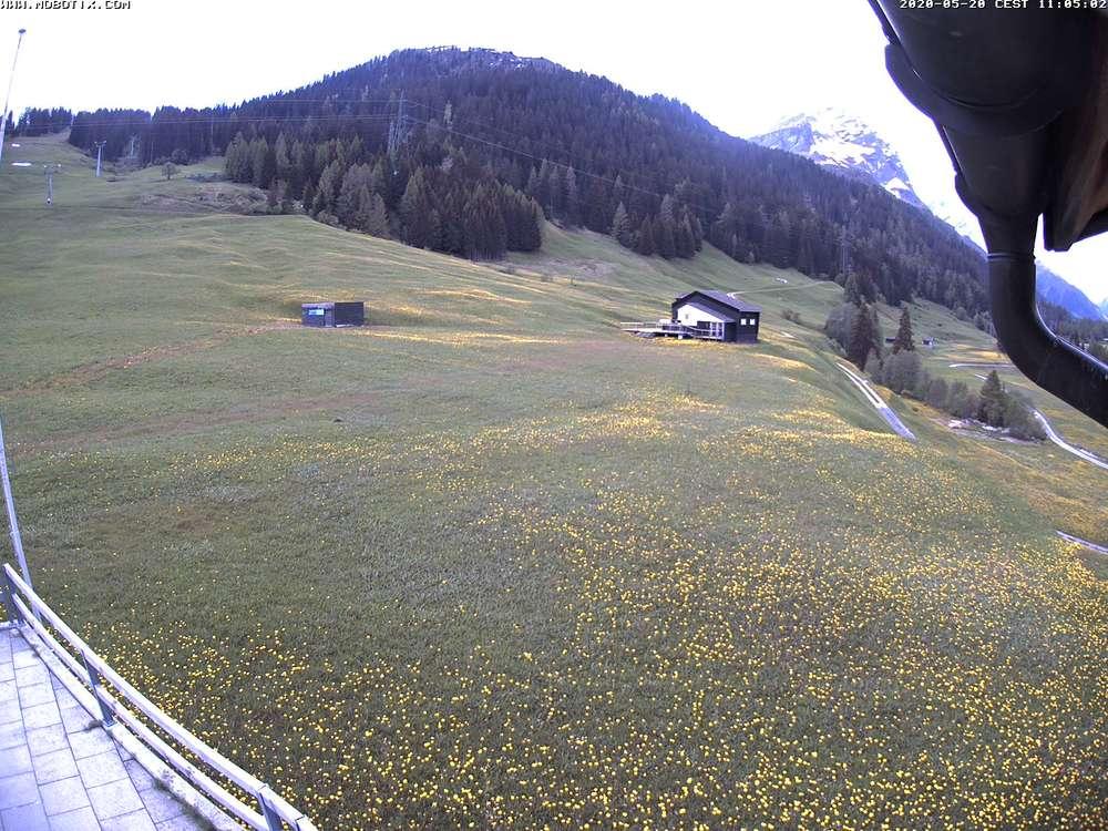 Skigebiet Splügen – Talrestaurant