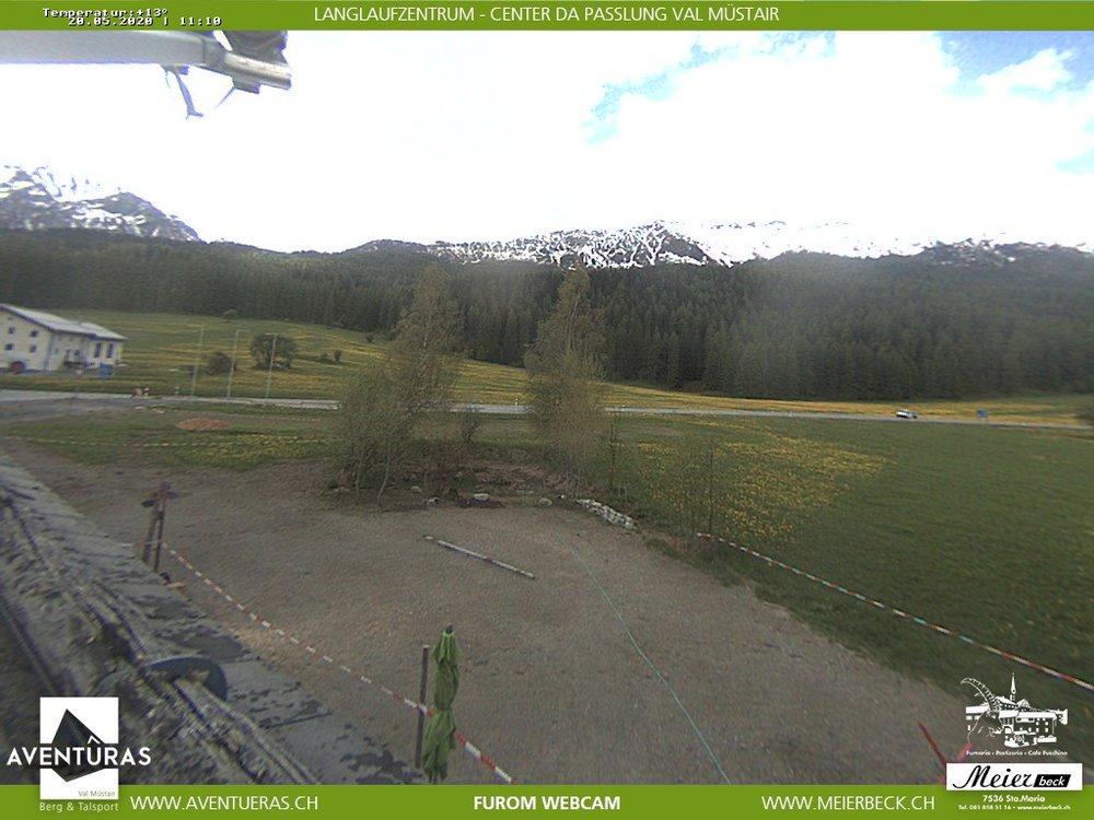 Langlaufzentrum Val Müstair