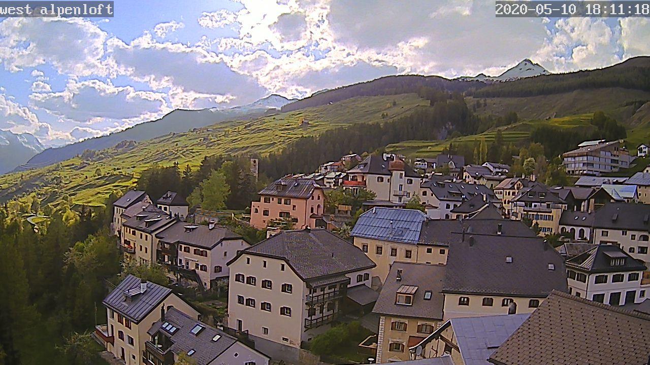 Alpenloft Sent Süd