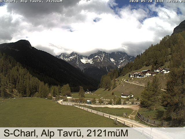 S-Charl, Alp Tavrü