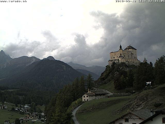 Tarasp Schloss